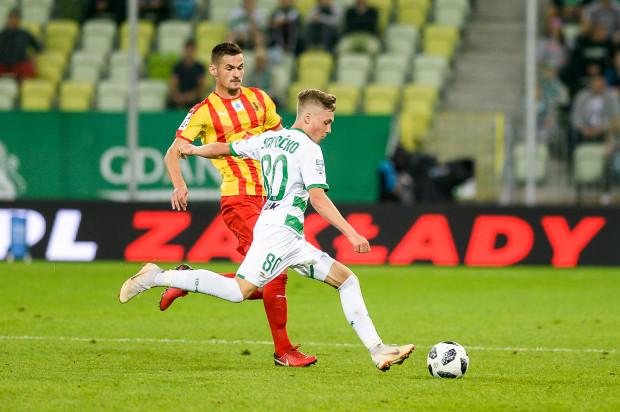 Mateusz Sopoćko nie wyklucza, że wróci kiedyś do Lechii Gdańsk, ale w piątek będzie miał okazję zagrać przeciwko niej jako zawodnik Warty Poznań.