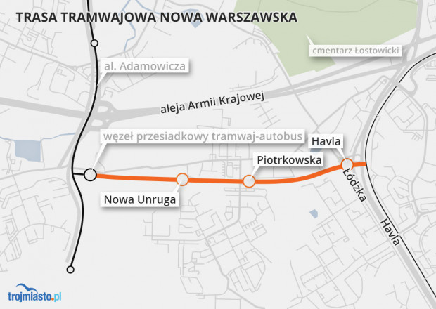 Budowa Nowej Warszawskiej potrwa do listopada 2022 roku.
