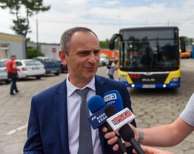 Jerzy Wiatr przez 14 lat był prezesem MPK Tarnów. Jak zapowiada, już wiosną pasażerowie w Gdańsku odczują wyraźną poprawę choćby w czystości pojazdów.
