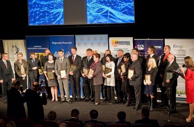 """Celem konkursu """"Firma z przyszłością"""" jest wspieranie konkurencyjności firm województwa pomorskiego, a także promocja przedsiębiorców i ich firm."""
