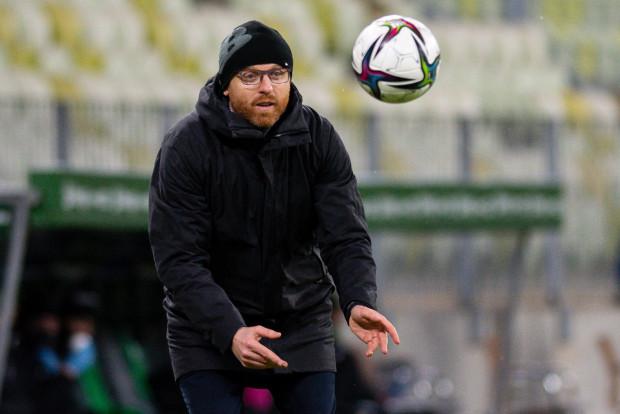 Na początku roku piłka nie za bardzo słucha się podopiecznych Piotra Stokowca, zwłaszcza w ofensywie.