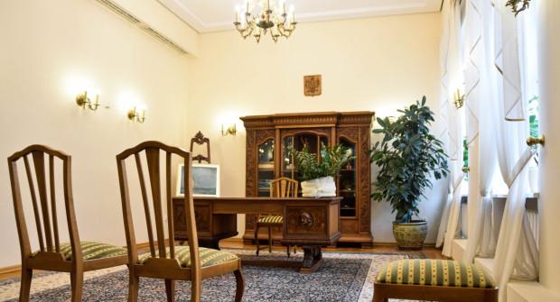 Obecnie w USC w Gdyni w sali, gdzie udzielane są śluby, może być ściśle ograniczona liczba osób.