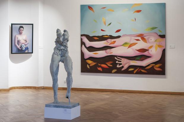 """W Galerii Polskiej Sztuki Współczesnej prezentowana jest wystawa """"Nowe spojrzenie"""". To wybór prac, które na przestrzeni ostatnich 20 lat zostały włączone do zbiorów MNG."""