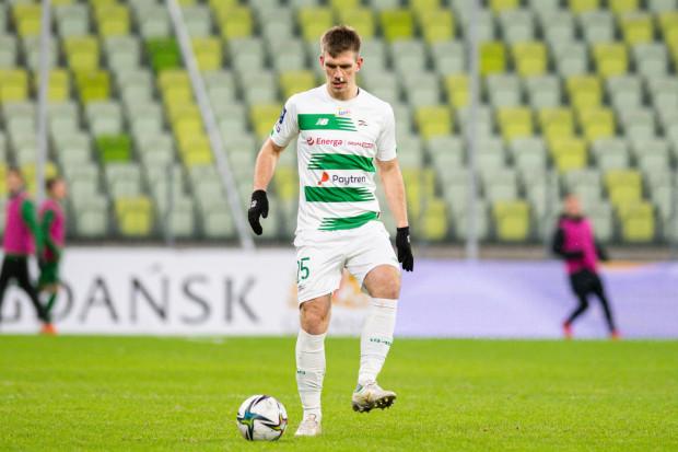 Michał Nalepa w tym roku jest zawsze tam, gdzie w meczach Lechii Gdańsk dzieją się najciekawsze rzeczy.