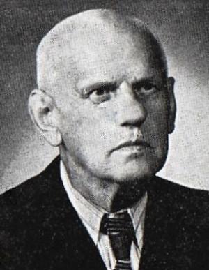Robert Sander (1878-1973).