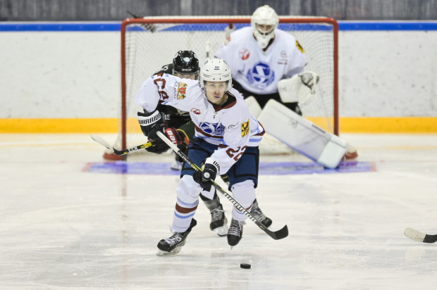 Przywrócenie limitu obcokrajowców w PHL byłoby szansą dla Stoczniowca. Gdańszczanie grają głównie polskim składem a Dimitri Bondarenko (na zdjęciu) to jeden z nielicznych stranieri.