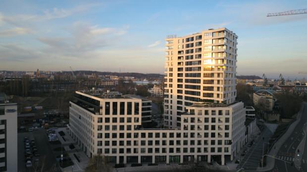 Portova - najlepsza realizacja architektoniczna Gdyni.