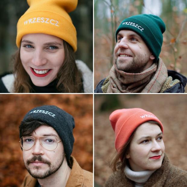 Wrzeszczańskie czapki sprzedaje także stowarzyszenie Insytut Langfuhr.
