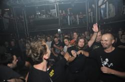 Na koncercie raczej nie było przypadkowych osób - przeważali wieloletni fani i przyjaciele Lipali.