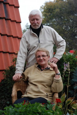 Anna i Krzysztof Jakubowscy, autorzy zdjęć.