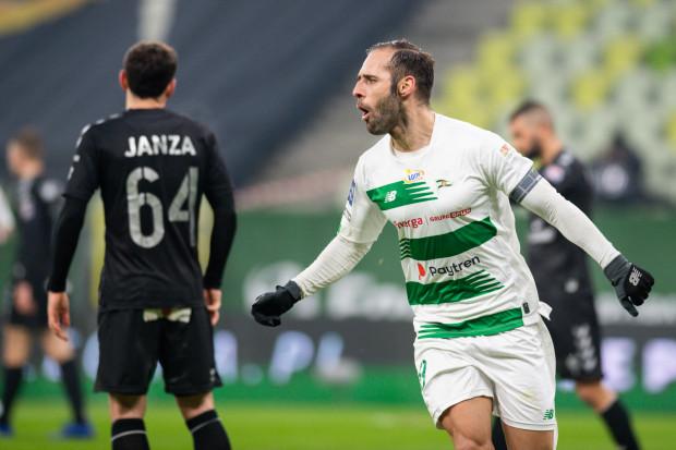 Flavio Paixao strzelił pierwszego gola od 20 listopada i tyle też Lechia czekała na zwycięstwo w Gdańsku.