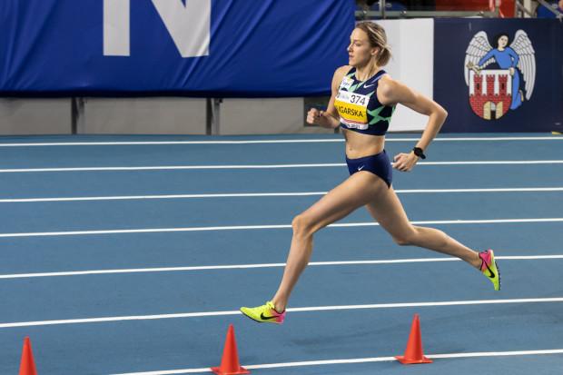 Paulina Ligarska z SKLA Sopot została mistrzynią Polski w wieloboju.