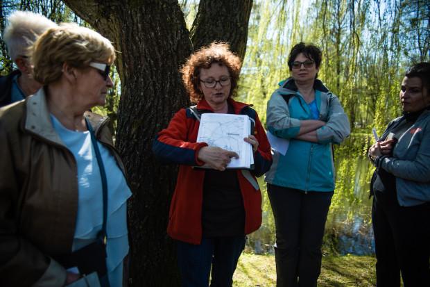 Ewa Czerwińska jest licencjonowanym przewodnikiem trójmiejskim, absolwentką studiów podyplomowych na Wydziale Historii Uniwersytetu Gdańskiego, o specjalności Gedanistyka. Jak sama podkreśla, przewodnictwo jest nie tylko jej zawodem, ale też i pasją, którą lubi się dzielić z innymi.