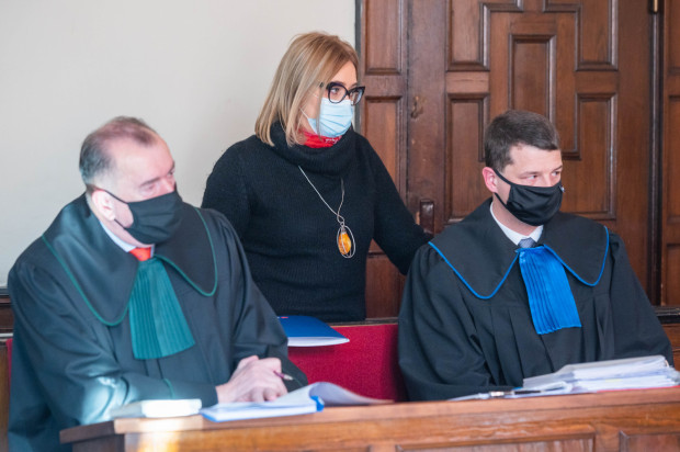 Magdalena Adamowicz twierdzi, że jest niewinna, kilka dni temu odniosła się szczegółowo do treści zarzutów.