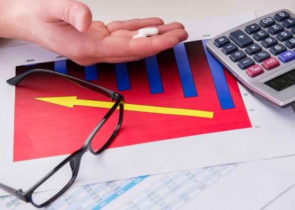 Wiele firm źle ocenia swoją sytuację ekonomiczną.
