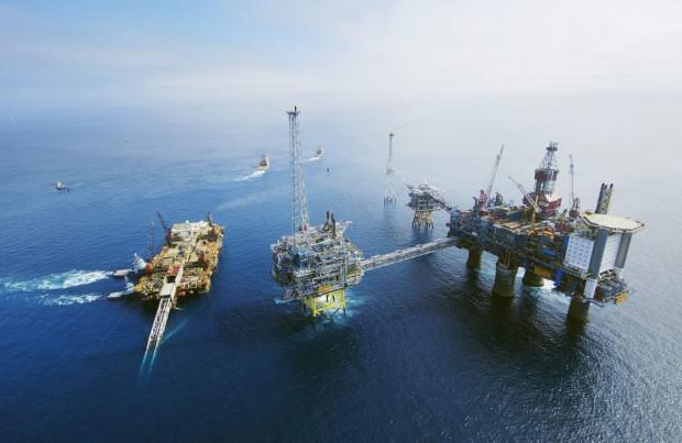 Spółka Lotos Norge otrzymała trzy nowe licencje poszukiwawczo-wydobywcze. Na zdjęciu platforma na norweskim złożu Utgard.
