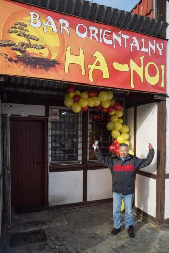 Dzięki pomocy internautów udało się wyremontować lokal Ha-Noi we Wrzeszczu.