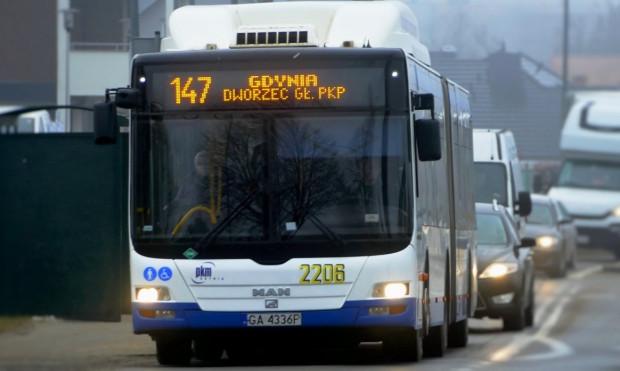 Zmiany w rozkładzie nie spowodują zmian w charakterze pętli przesiadkowej przy osiedlu Sokółka, gdzie kursowała linia 147.