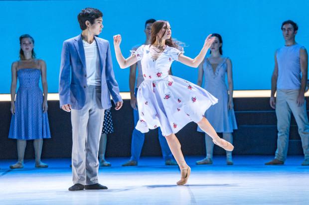 """Zainteresowanie repertuarem trójmiejskich teatrów jest bardzo duże. Warto pospieszyć się z zakupem biletów. Zdjęcie z baletu """"Giselle"""", który wystawia Opera Bałtycka."""
