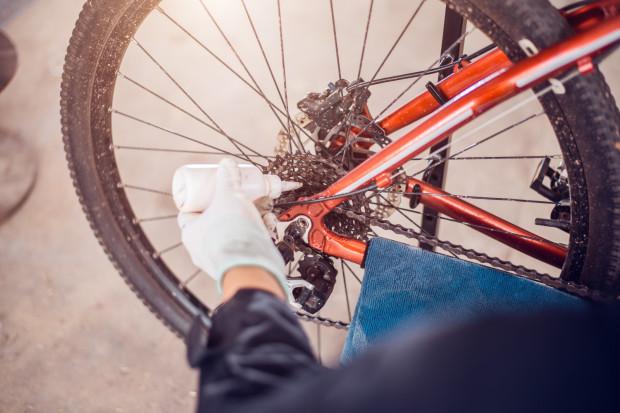 Serwis rowerowy w Wielkim Kacku działa od 2001 roku.