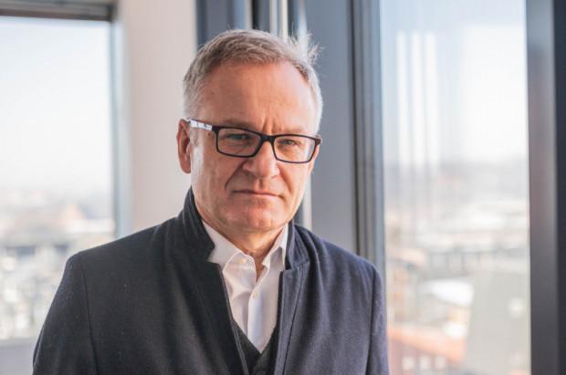 dr hab. Jan Kreft, prof. Politechniki Gdańskiej