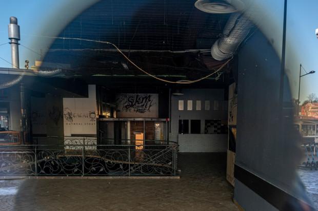Restauracja i klub Barbados oraz browar Lubrow już nie wrócą do Krewetki. W ich miejsce powstać ma food hall.