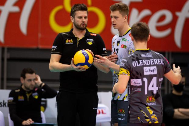 Michał Winiarski, aby podtrzymać rytm meczowy oraz sprawdzić wszystkich pozostających w treningu siatkarzy, zagrał z Treflem Gdańsk sparing w Bydgoszczy.