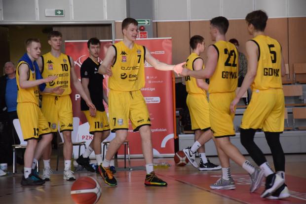 Asseco Arka Gdynia na 2. miejscu w Pucharze Polski koszykarzy U-19.