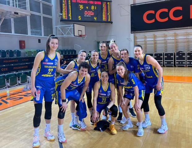 VBW Arka Gdynia zwyciężyła w Polkowicach i jest jedyną niepokonaną drużyną Energa Basket Ligi w tym sezonie.