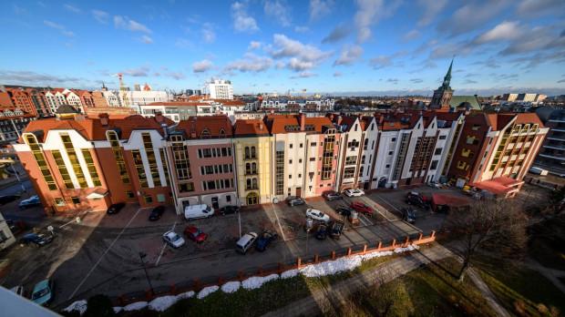 W przyszłości nowy właściciel zamierza przebudować kompleks budynków, przeobrażając je w obiekt wielofunkcyjny.