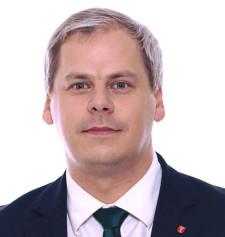Karol Rabenda, wiceprzewodniczący Klubu PiS w Radzie Miasta Gdańska.