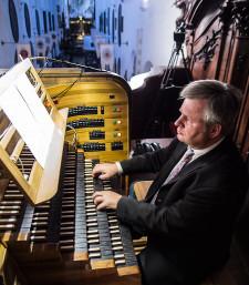 Prof. Roman Perucki, dyrektor naczelny Polskiej Filharmonii Bałtyckiej