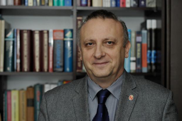 Prof. Janusz Moryś w latach 2008-2016 był rektorem całego Gdańskiego Uniwersytetu Medycznego.