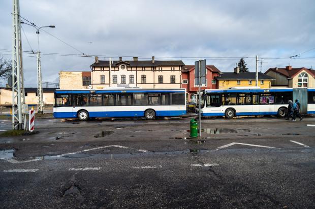 Do pobicia doszło w okolicy pętli autobusowej na Chyloni pod koniec 2020 r.