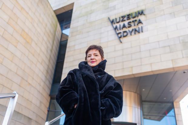 Karin Moder, nowa dyrektor Muzeum Miasta Gdyni.