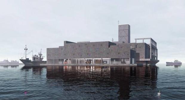 Wizja Pawła Lisiaka to klasztor w torpedowni.