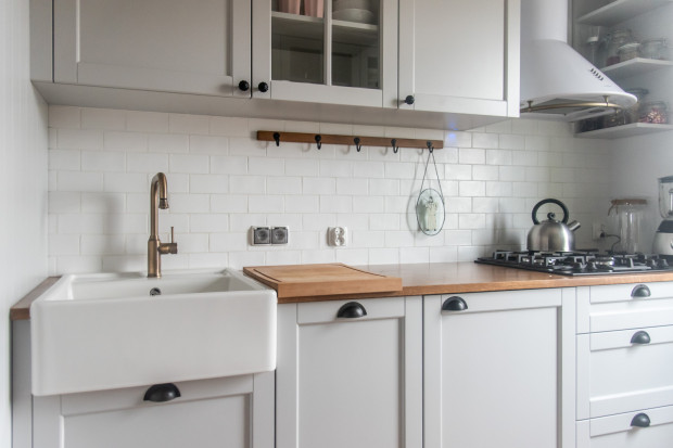 Osobna kuchnia to ważne miejsce dla właścicieli mieszkania.