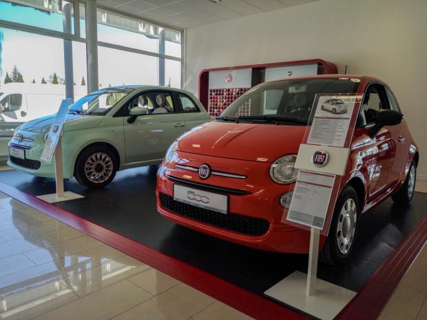 Euro-Car otwiera nowy salon sprzedaży aut marek Jeep, Alfa Romeo, Fiat i Fiat Professional.