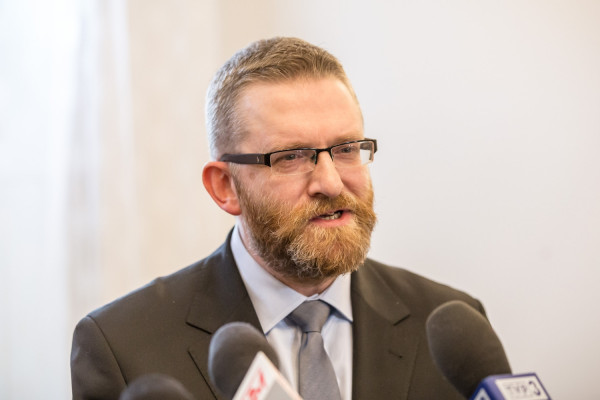 Grzegorz Braun dwa lata temu ubiegał się o urząd prezydenta Gdańska. W tym roku powalczy o stanowisko prezydenta Rzeszowa.