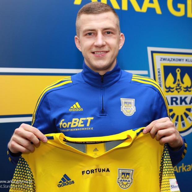 Łukasz Wolsztyński podpisał z Arką Gdynia kontrakt do końca sezonu.
