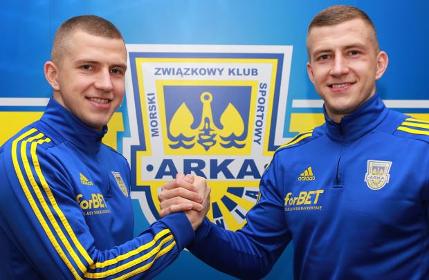 Bracia bliźniacy Wolsztyńscy znów zagrają w jednej drużynie.