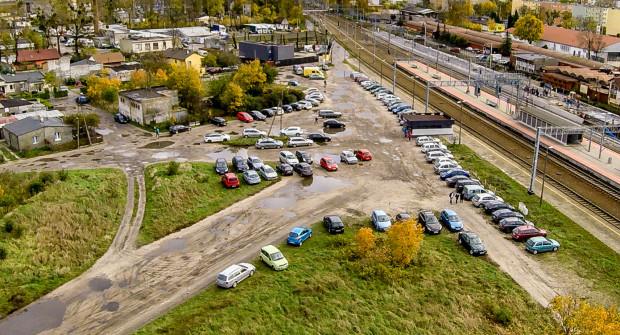 Jednym z istotnych elementów inwestycji będzie budowa pętli, która pojawi się na zakończeniu nowej ulicy równoległej do Orzechowej.