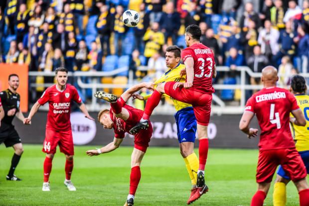 Arka Gdynia zagra u siebie z Piastem Gliwice w półfinale Fortuna Puchar Polski. Mecz ma się odbyć 20 lub 21 kwietnia.