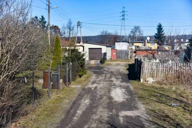 Gdynia. Tereny przeznaczone do rewitalizacji w dzielnicy Meksyk