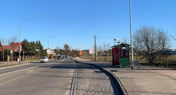 Buspas zacznie się w okolicach ul. Gierdziejewskiego.