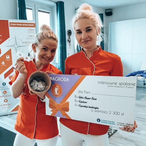 Nagrodą główną urodzinowego konkursu był miesięczny karnet o wartości 2300 zł.