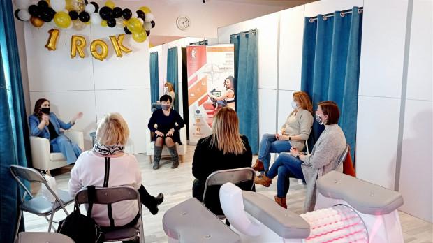 Wśród atrakcji zaplanowanych na pierwsze urodziny Studia Figura znalazły się bezpłatne warsztaty z dietetykiem oraz z doradczyniami wizerunku.