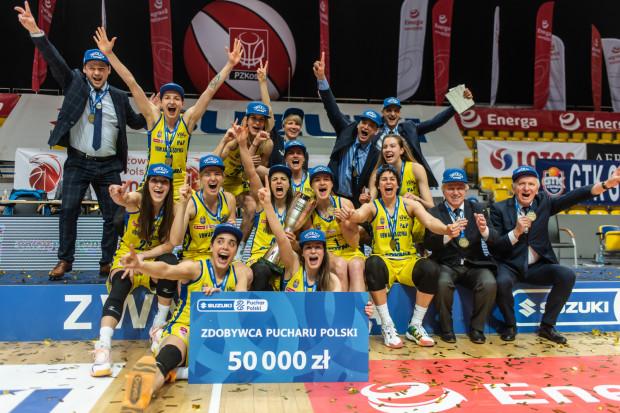 Koszykarki VBW Arka Gdynia obroniły Puchar Polski. W tegorocznym finale pokonały CCC Polkowice po zaciętej rywalizacji.