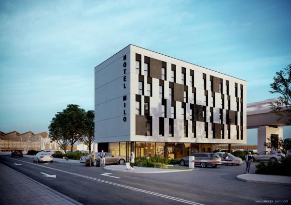 Budowa niewielkiego hotelu Milo ma się rozpocząć jesienią tego roku lub na wiosnę 2022.