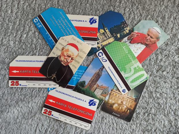 Do przedmiotów, które kolekcjonowało się w latach 90., należały też karty telefoniczne.